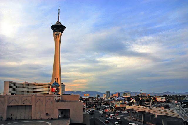 The Strip Stratosphere