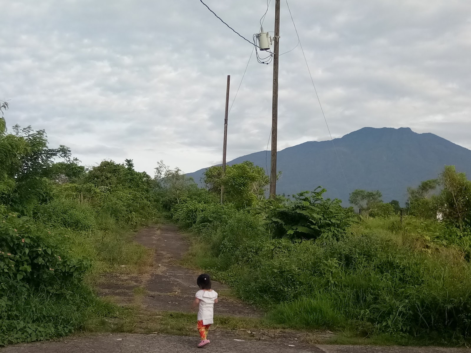 Day 1: Everyday View from Home - Mt. Banahaw