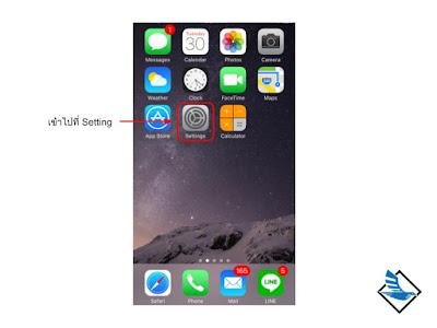 Edit User Setting Calendar iOS