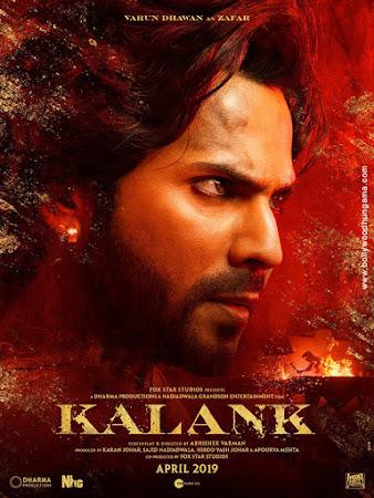 Kalank (2019) Movie Poster