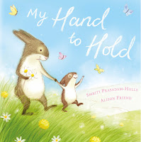 http://onacraftyadventure.blogspot.co.nz/2017/04/book-review-my-hand-to-hold-by-smriti.html