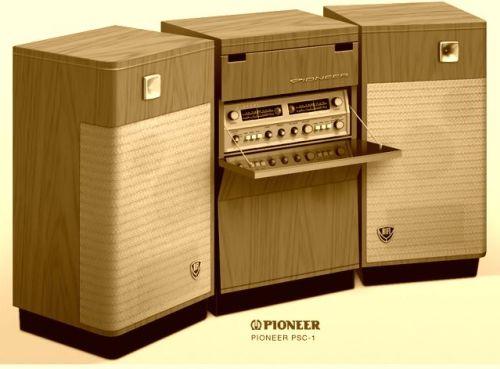 PIONEER PSC-1 (1960)