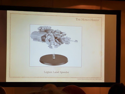 Legion Land Speeder