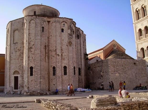 Zadar, Sv. Donata