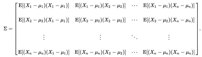りんだろぐ rindalog: Covariance Matrix そして Eigenvectors ...