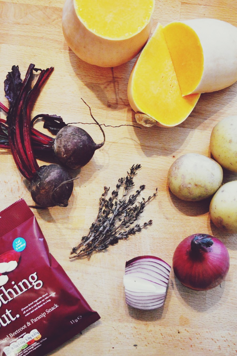 Beetroot soup recipe, Nothing But snack review, food bloggers, FashionFake