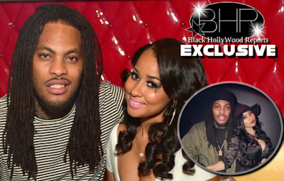 "Waka Flocka Tell His Wife Tammy Your Relevant ""They Only Know You Because Of Me"""