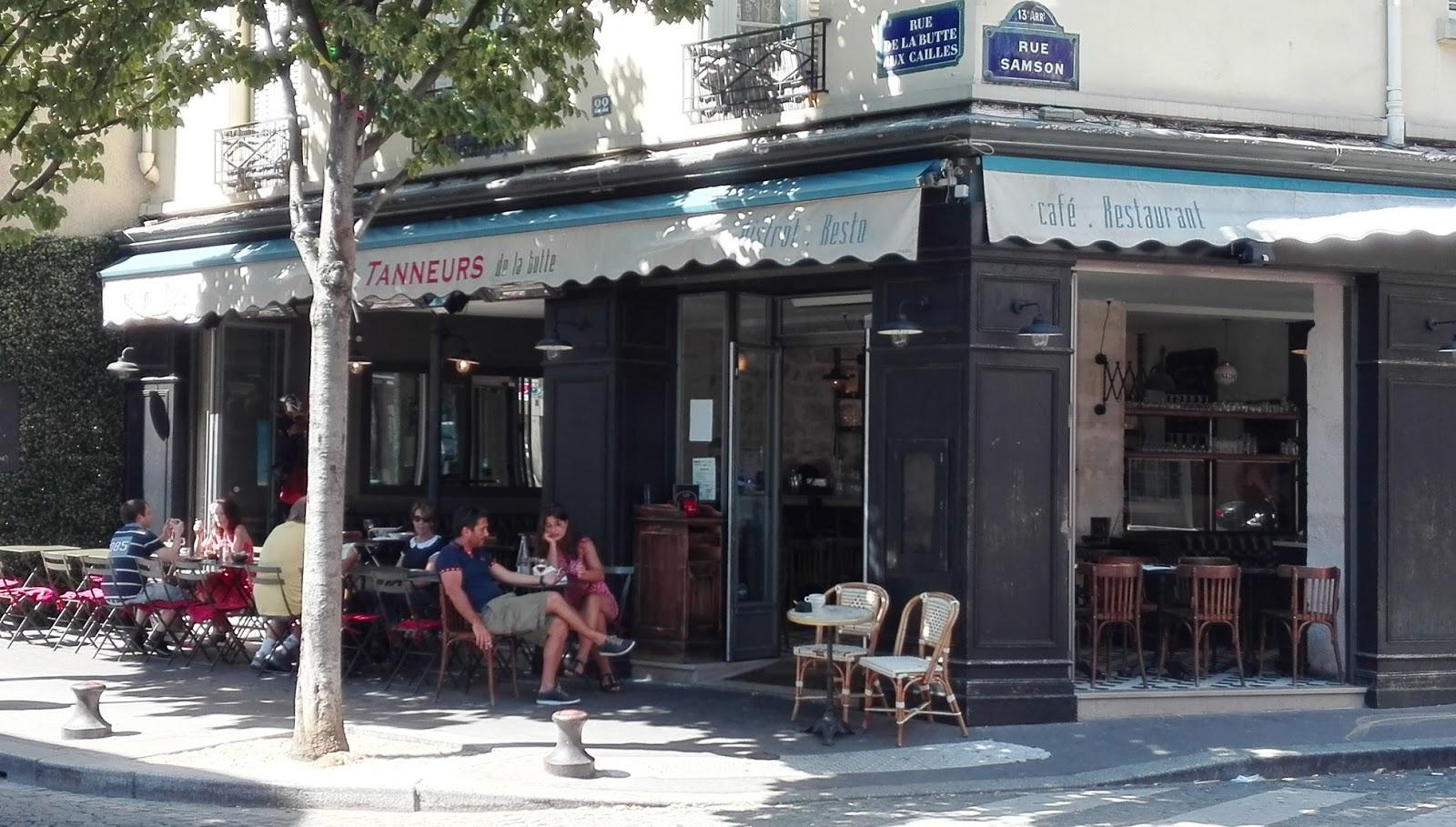 La blogazette des ulis et du hurepoix a la d couverte de la butte aux cailles et sur les - Restaurant buttes aux cailles ...
