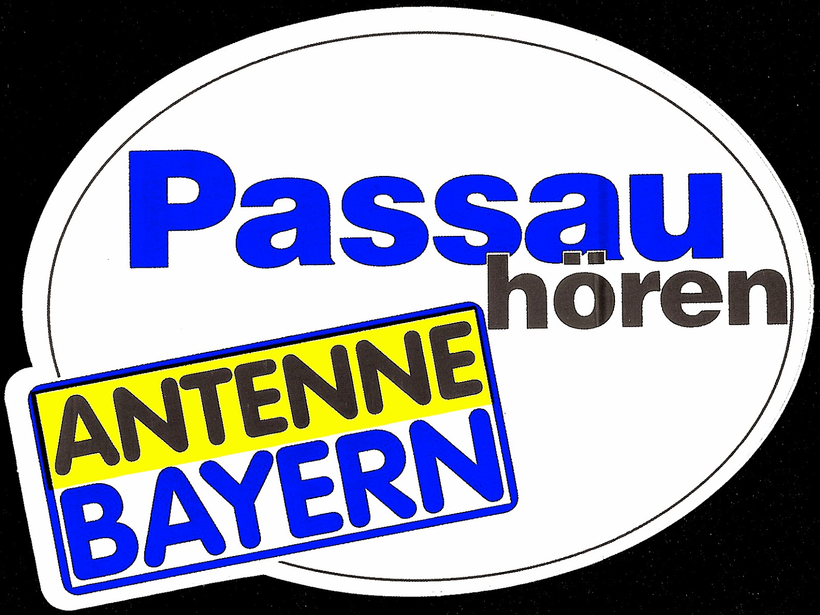 radio sticker of the day antenne bayern. Black Bedroom Furniture Sets. Home Design Ideas