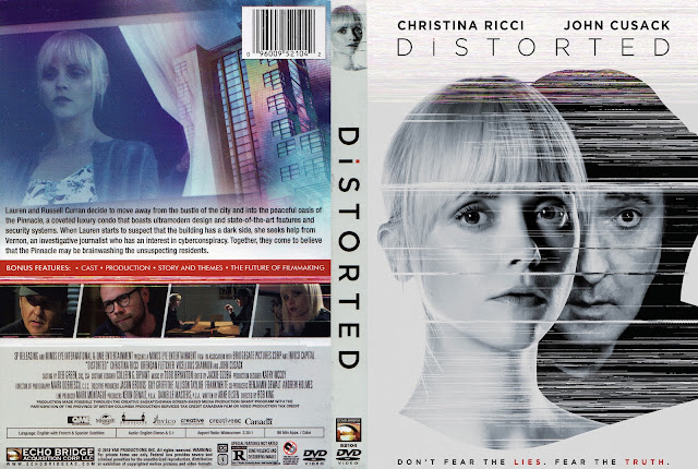 Distorted DVD Cover