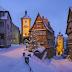10 صور ساحرة لمنظر الثلوج تغطي مدن و بلدات من حول العالم