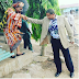 Picture of the day! Jakaya Kikwete and Mama Salma