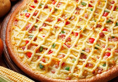 Resep dan Cara Membuat Tuna Mayo Pizza