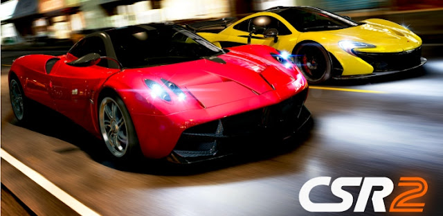 CSR Racing 2 v1.3.0 Apk Miki
