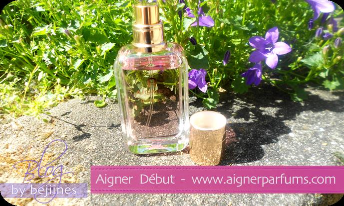 Parfum - Aigner Début