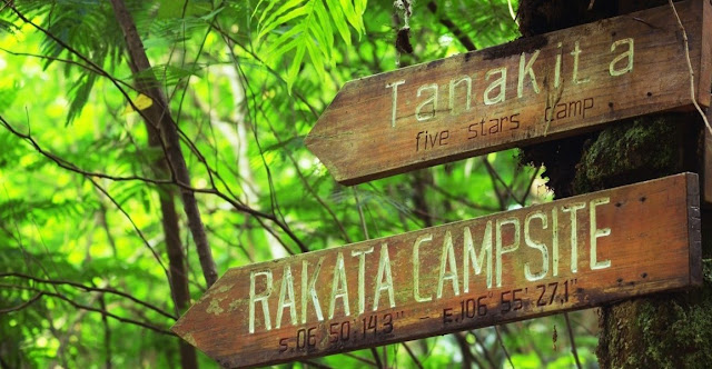 Glamping di Tanakita
