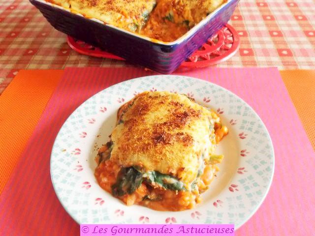 Comment faire des lasagnes sans pâte ?