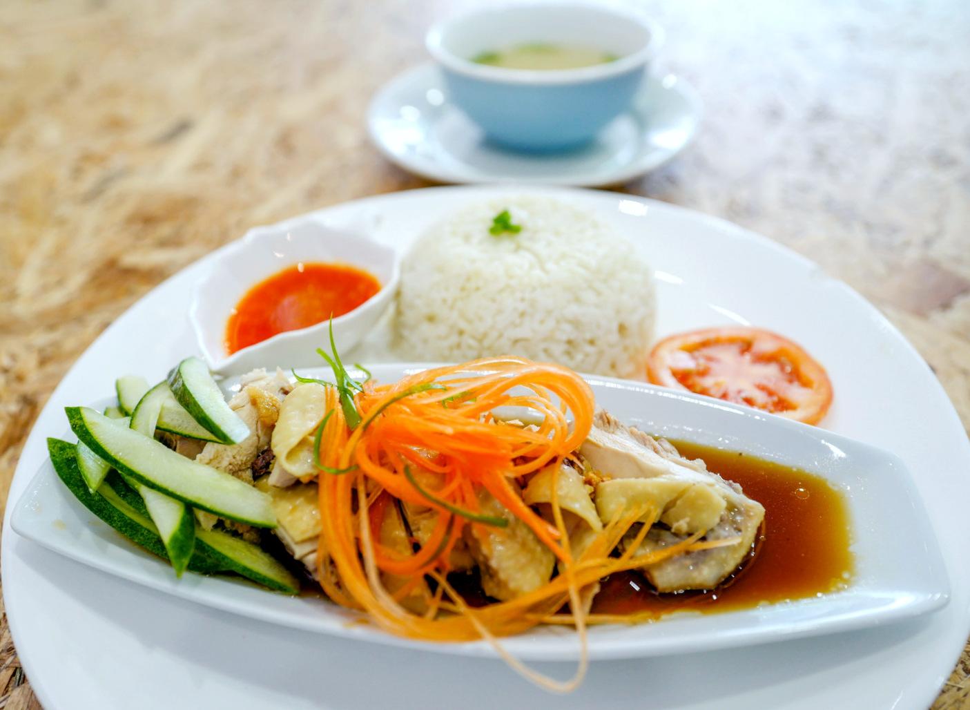 satoyama chicken @ puchong