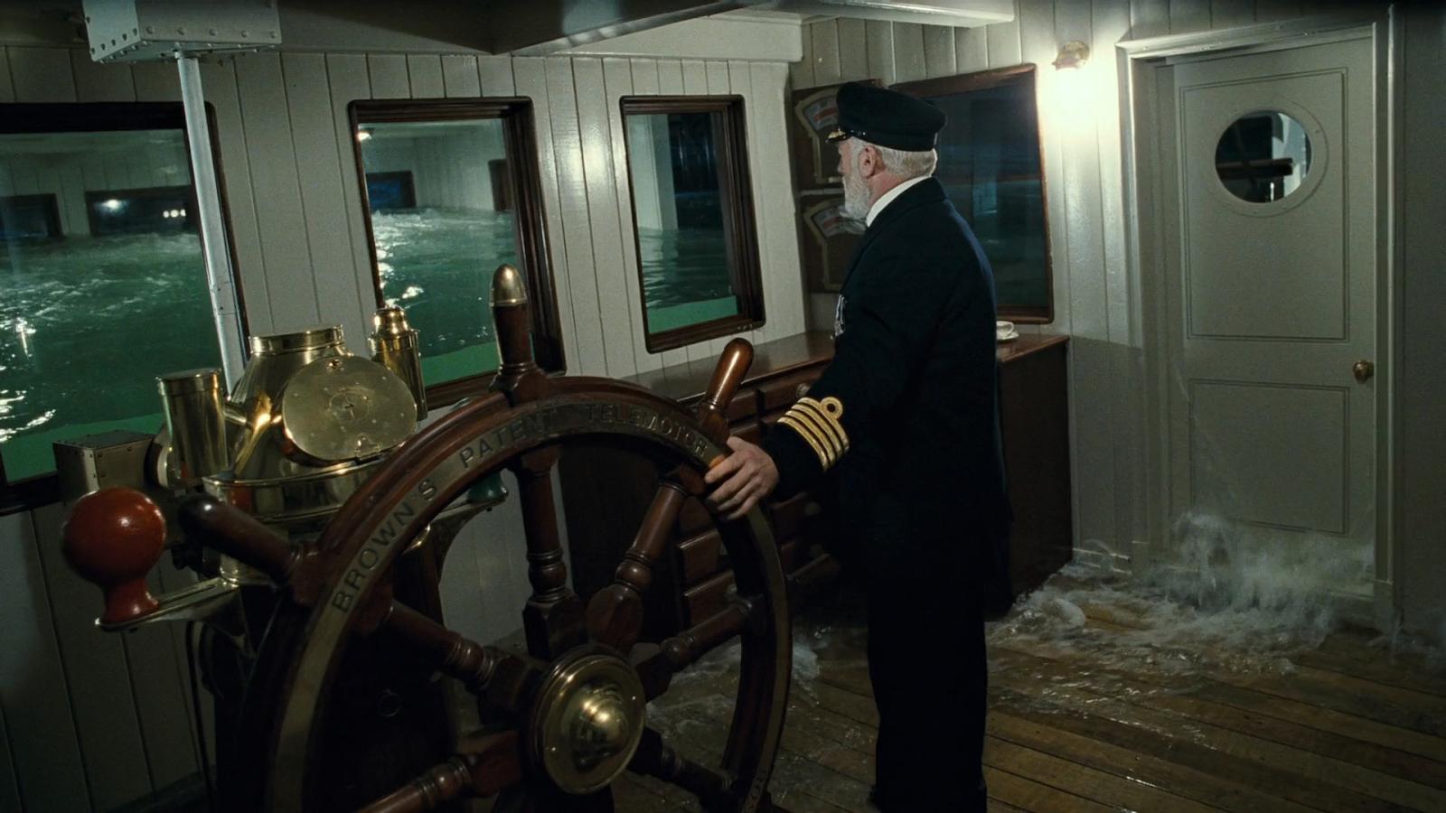Titanic (1997) BRRip Full HD 1080p Latino-Ingles [Open Matte] captura 4