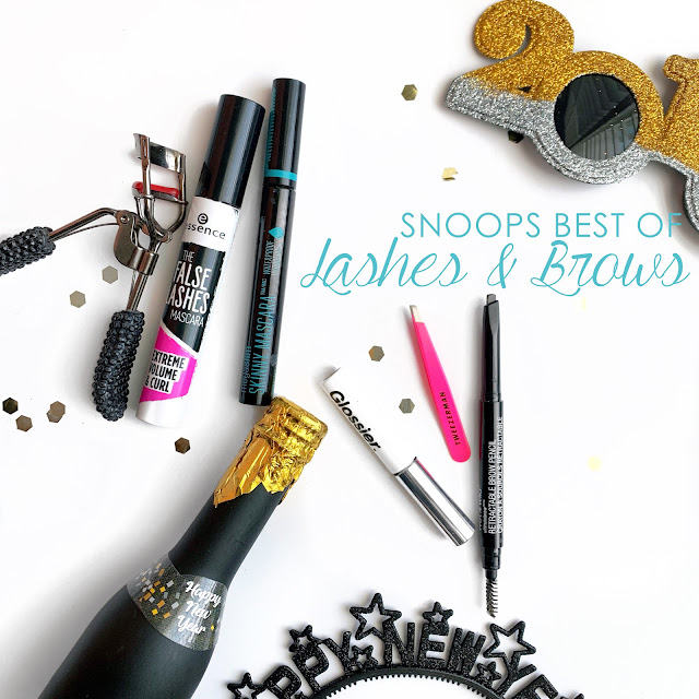 BEST OF LASHES & BROWS