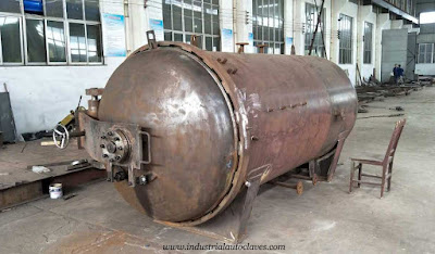 Composite Autoclave will Deliver to Zhongshan
