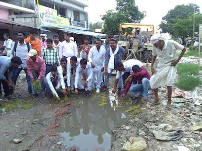 Basti Uttar Pradesh Roads Trouble