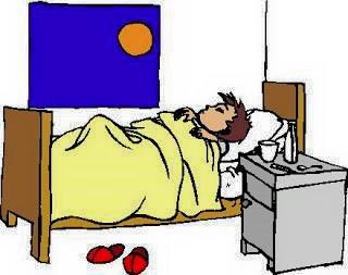 Tidur Larut Malam dan Bangun Terlalu Siang