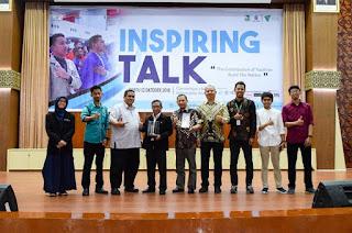 PTTEP Indonesia Adakan Inspiring Talk Bersama CEO-CEO Startup