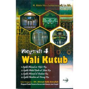 Jual Buku Biografi Wali Kutub | Toko buku Aswaja Surabaya