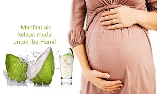 9 Manfaat Air Kelapa Muda Bagi Kesehatan, Lebih-lebih Bagi Ibu Hamil