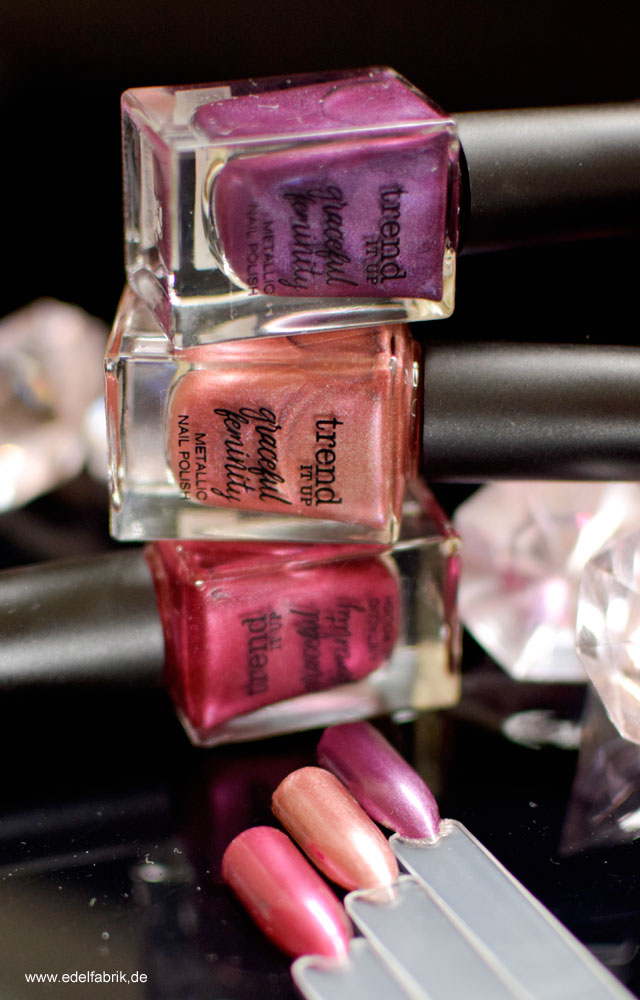 trend IT UP, Graceful Feminity Nagellack, LE, Review
