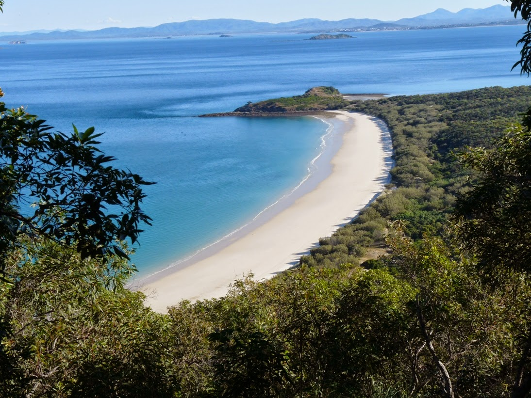 Great Keppel Island: Billabong: Pancake Creek To Great Keppel Island 20thJune 72nm