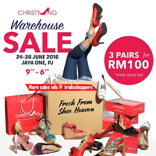 ChristyNg.com Raya Clearance Sales 2016