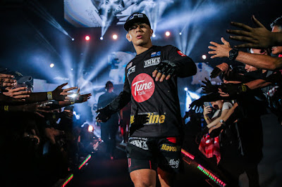 Ev Ting has full respect for Filipino MMA athletes