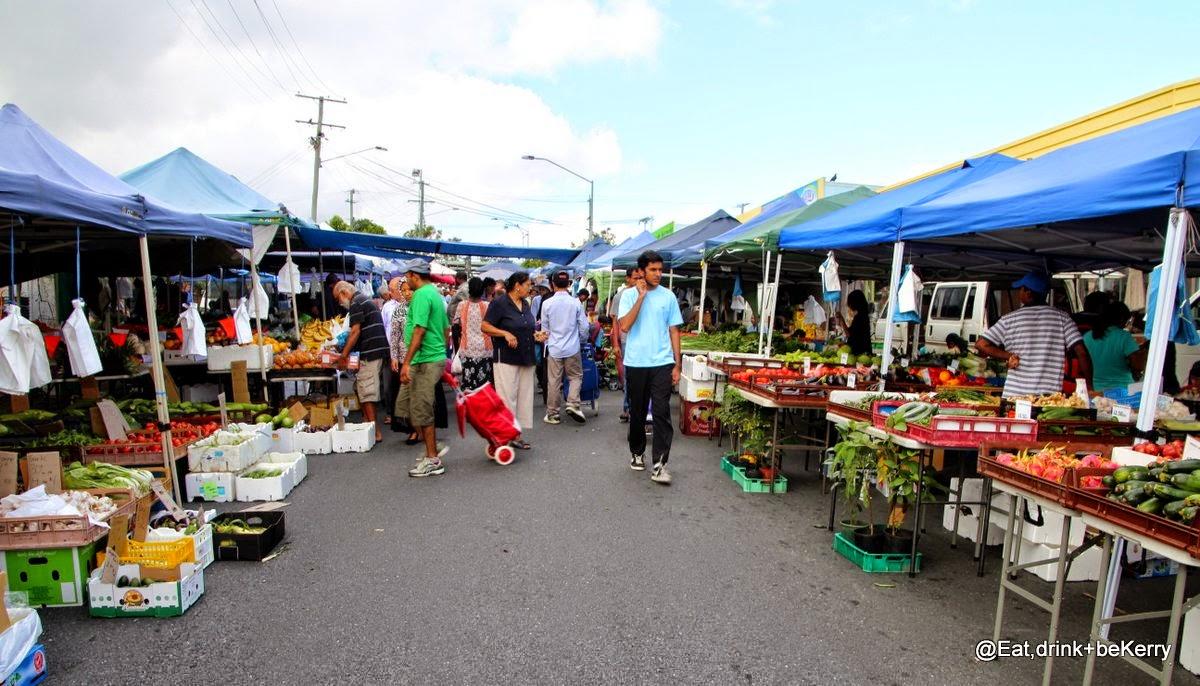 The Global Food Village