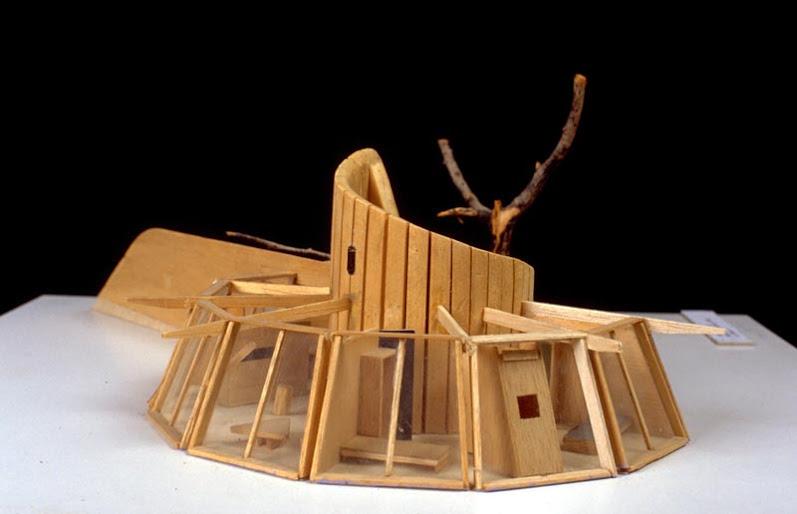 "Maison évolutive ""escargot"", 1965 Guy Rottier"