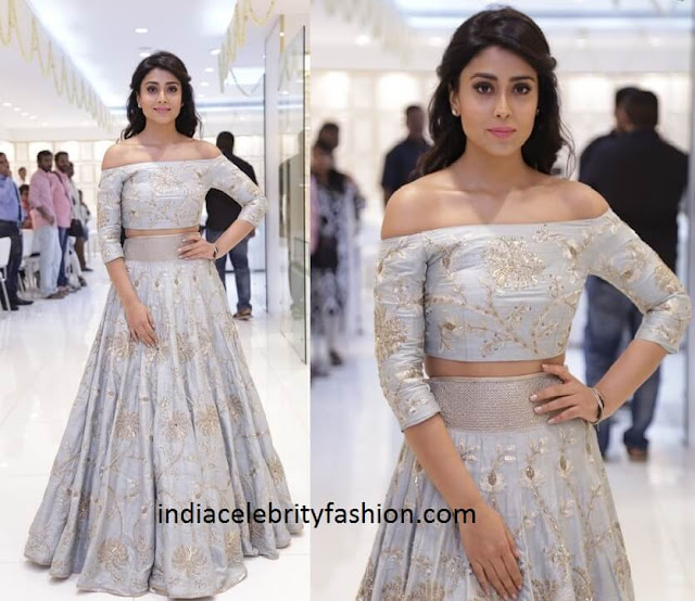 Shriya Saran in Payal Singhal