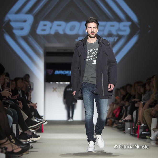 Brokers Jeans at Athens Fashion Week - AXDW - Photo by Patricia Munster