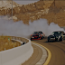 Dubai Prince Khalifa  bin Zayed Al Nayhan drifting at Jabal Hafeet mountains in UAE!