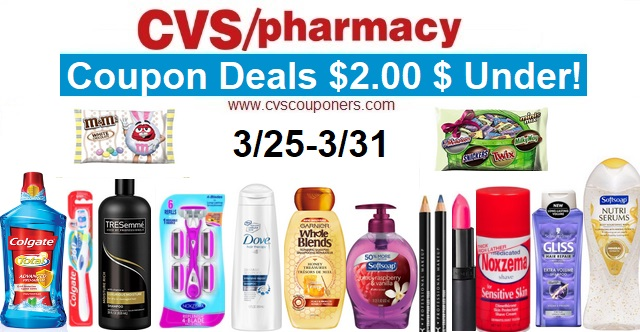 http://www.cvscouponers.com/2018/03/cvs-coupon-deals-200-under-325-331.html