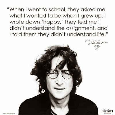 John Lennon, quote, beatles, the beatles