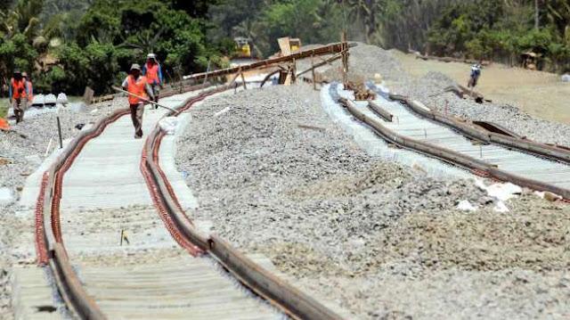 Pemerintah Akan Bangun Kereta Trans Papua Tahun ini, Ini Jalurnya