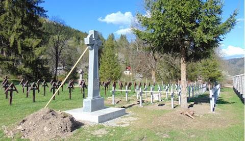 Cimitirul din Valea Uzului - Premierul Dăncilă a cerut o informare de la MApN