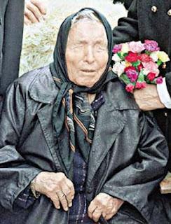 Baba Vanga Mystic