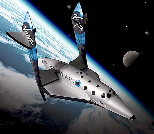 Virgin Galactic – Wisata Unik Berangkat Ke Luar Angkasa