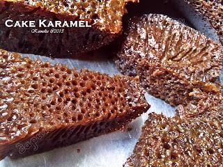 Resep Karamel Panggang