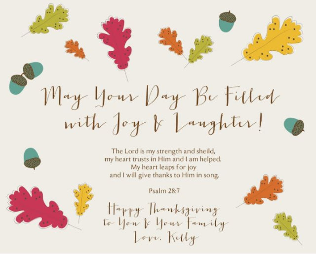 Thanksgiving Wishes to Clients
