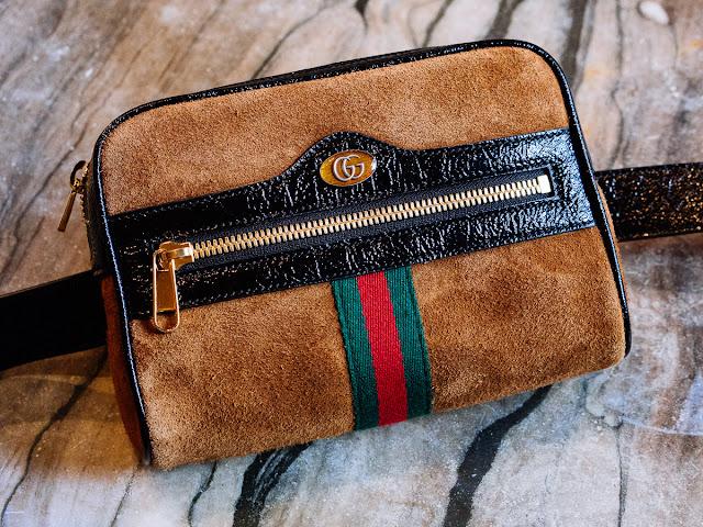 Gucci Ophidia Bel Çantasıyla Tanışalım