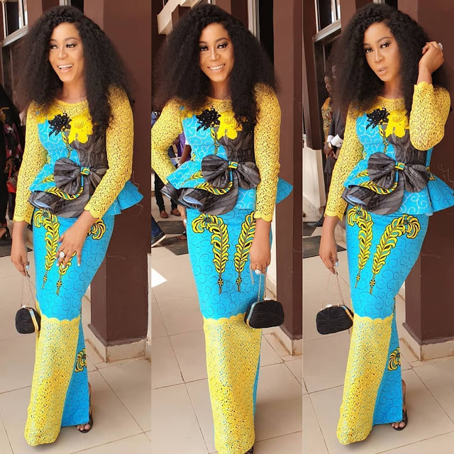 Ankara Skirt And Blouse Styles 2020 Latest Designs For Ladies