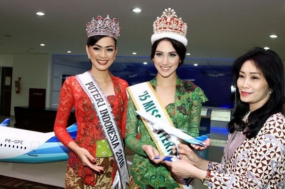 Cita - cita Kezia Roslin Cikita Warouw Bila Dipilih jadi Putri Indonesia 2016, Jadi Menteri Perhubungan